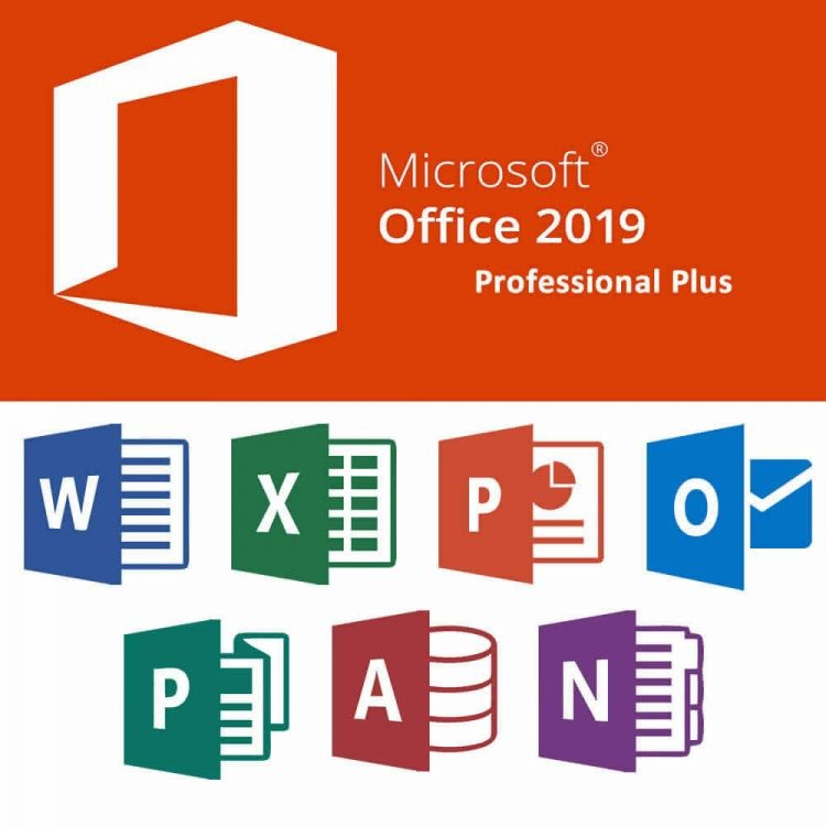 Microsoft Office Pro Plus 2019 for Windows (Government ...