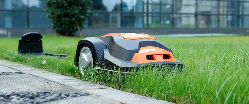 Yardforce robotic lawn mower
