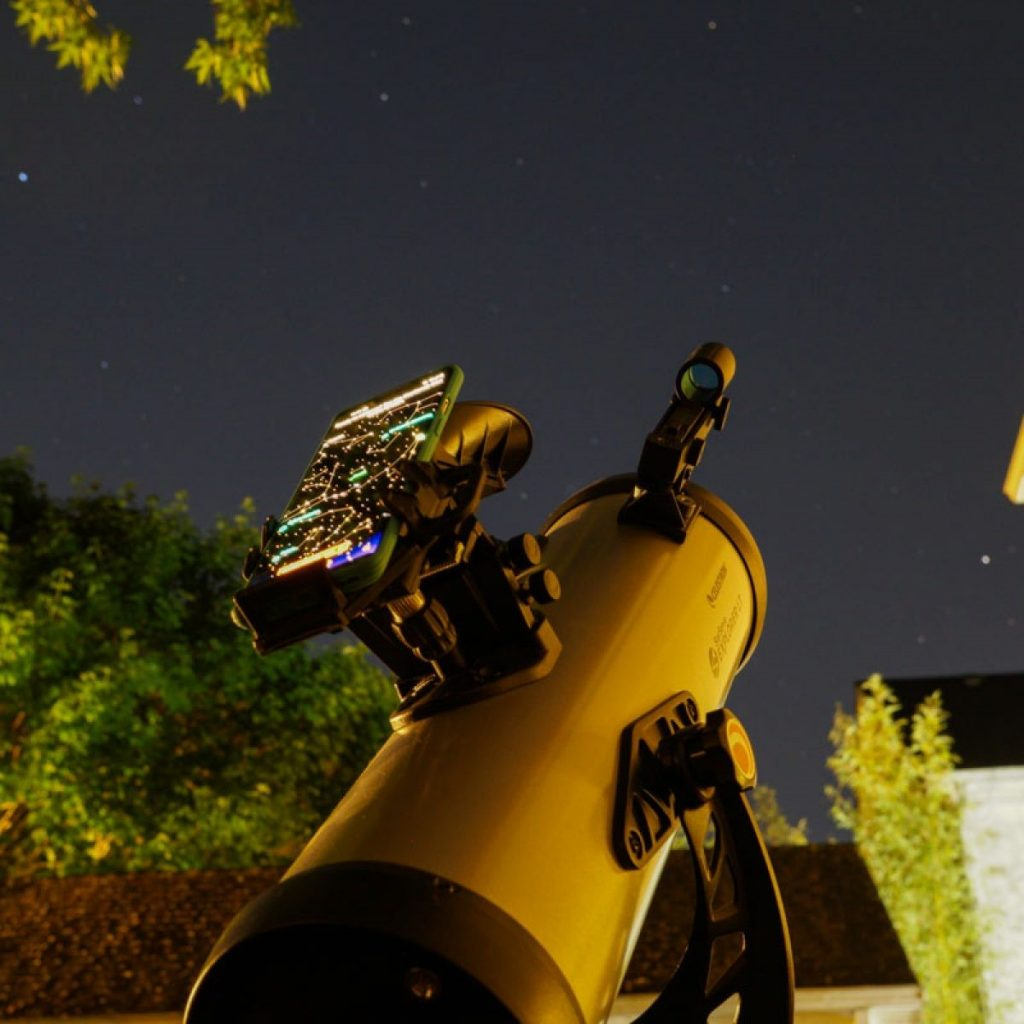 Celestron's StarSense Explorer is Perfect for Nights Stuck at Home