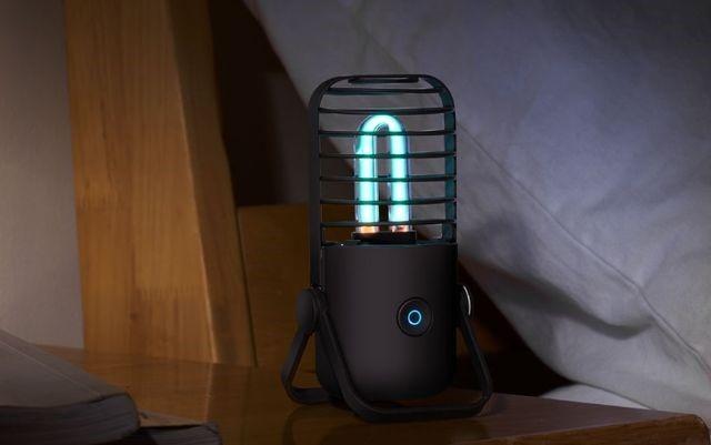 """UV lampa Xiaomi na ničenie koronavírusu 2020 """"class ="""" wp-image-43603 webpexpress spracované"""