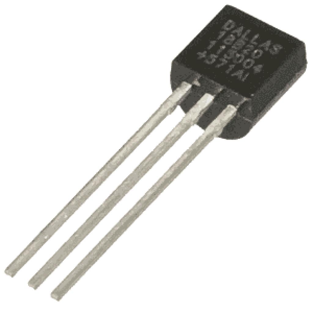 teplotné čidlo DS18B20