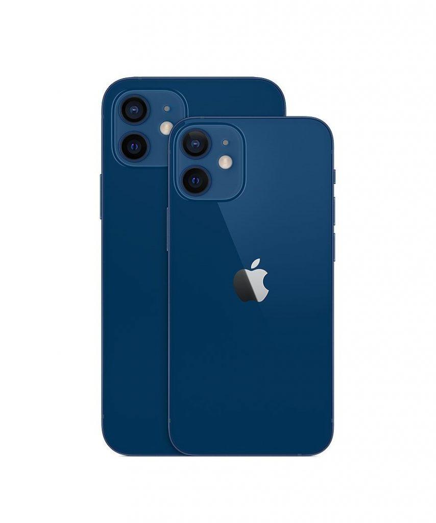 Buy iPhone 12 and iPhone 12 mini - Apple