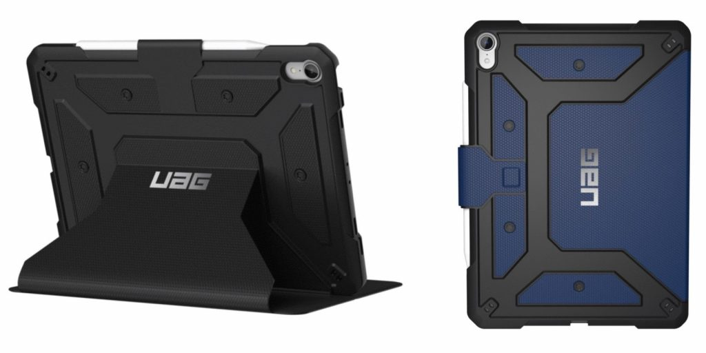 UAG launches Metropolis case for new iPad Pro with adjustable/detachable  stand, military-grade protection, more - 9to5Mac