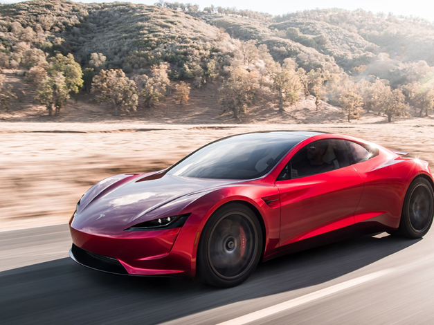 The Tesla Roadster will start at $200,000 - The Verge